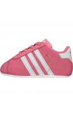 Adidas Baskets Bébé Fille Gazelle CRIB Rose