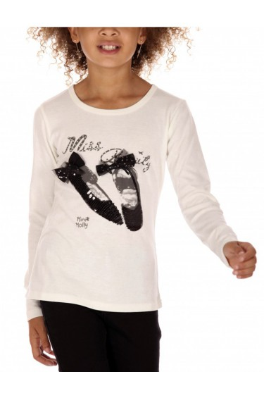 T-SHIRT MINI MOLLY Manches longues