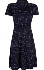 Emmy Dress Little Dots Nuit Blue
