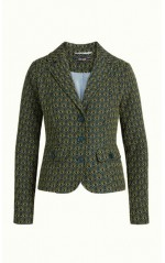 King Louie Blazer Uptown Dragonfly Green