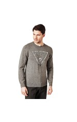 Guess Pull Homme Yoda Gris