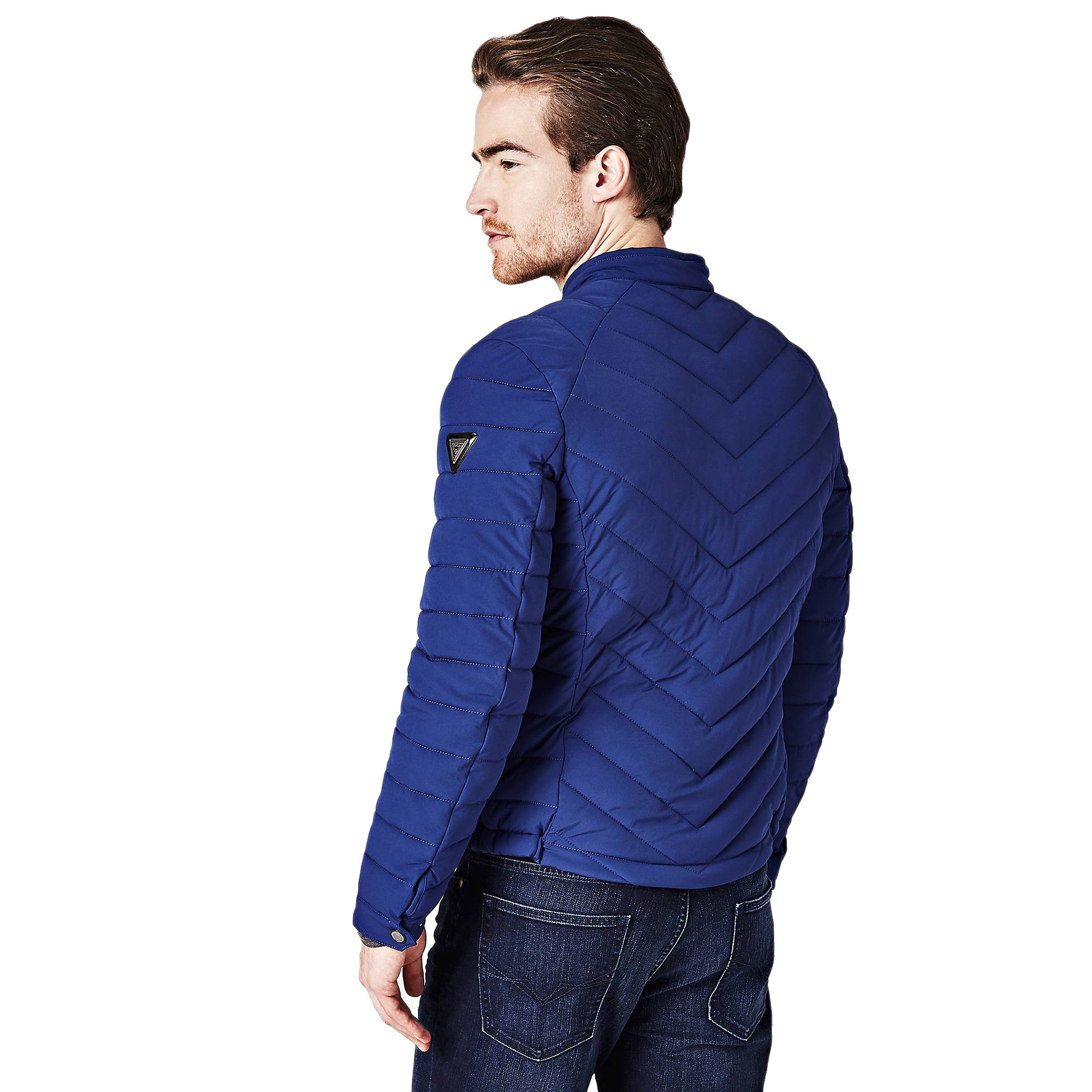 Guess Doudoune Homme Super Fitted M84L05