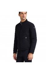 Guess Doudoune Homme Super Fitted M84L05 Noir