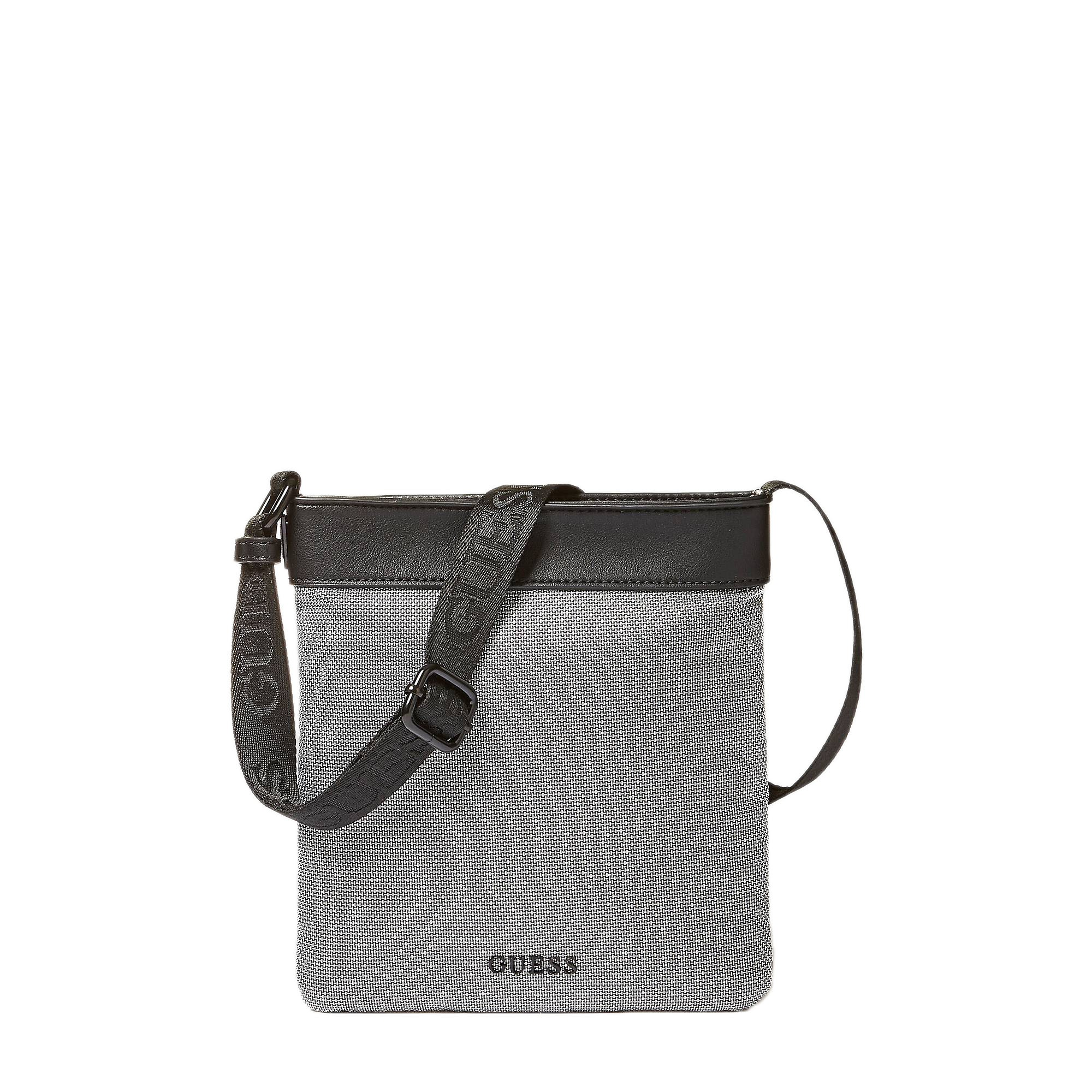 Guess Sacoche Homme Global Functional HM6573 Gris