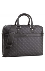 Guess Sac Cartable Homme HM6360 City Logo Workbag Noir