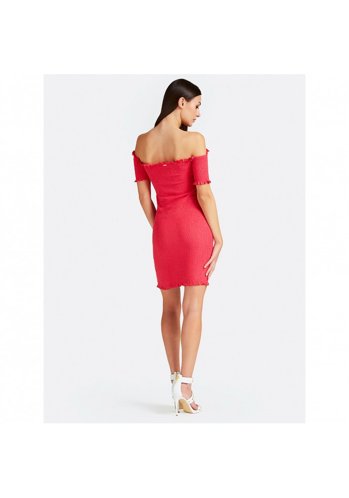 Guess Robe femme Martina rose W92K0 Taille M L