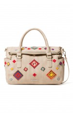 Desigual Sac Diamond Loverty beige 19SAXPA4