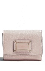 Guess Portefeuille Femme SHANNON SMALL SG729743 Rose