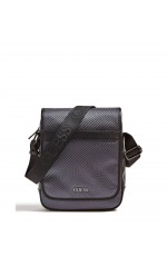 Guess Sac Homme Global HM6673 Gris