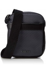 Guess Sacoche Homme Global HM6672 Gris