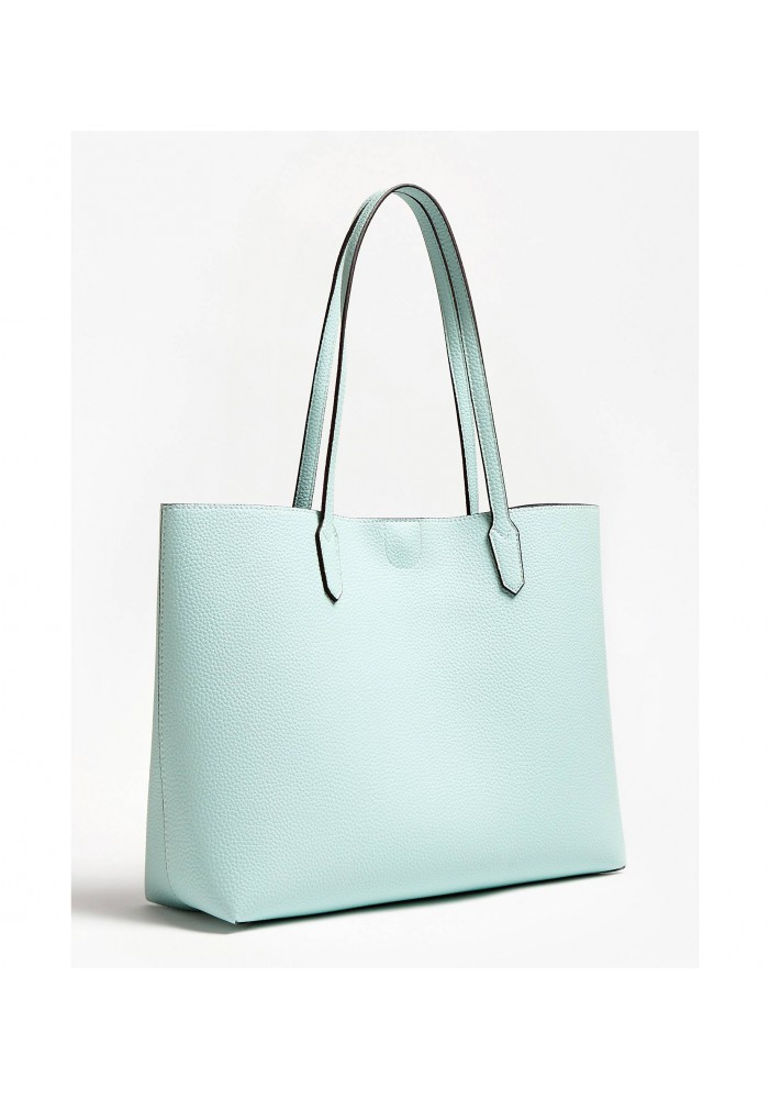 Cabas Chic Sac Barcelon Hwvg7301230 Uptown Guess Turquoise HWEIYD2be9