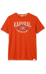 Kaporal T-shirt Homme PENNY Rouge