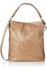 Guess Sac Korry Crush Bucket Champagne