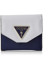 Guess Portefeuille Femme Maddy SWVL7294130 Navy Multi