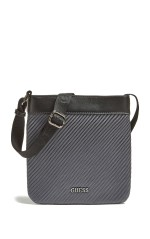 Guess Sacoche Homme Global HM6671 Gris