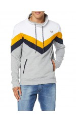 Kaporal Sweat Homme Opif Gris