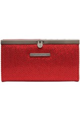 Lollipops Nilou Frame Wallet Rouge
