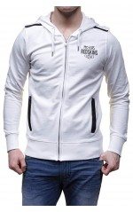 Redskins Sweat Homme Lane Bercy Blanc