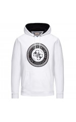 Guess Sweat Homme M94Q34 Zak Blanc