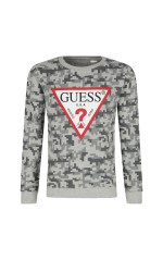 Guess Sweat Garçon L94Q02 Gris