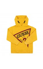 Guess Enfant Sweat Unisex  H94J01 Jaune