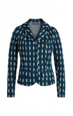 King Louie Blazer Femme Jagger Dragonfly Green