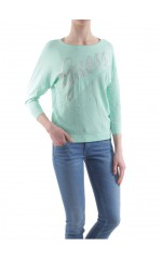 Guess Pull Leger w82r20 lia turquoise pastel