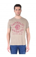 Kaporal T Shirt Homme Lacko Taupe