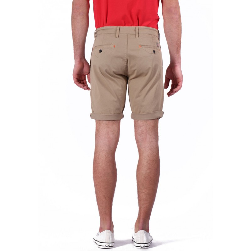 Kaporal Short Chino Homme PATA Beige
