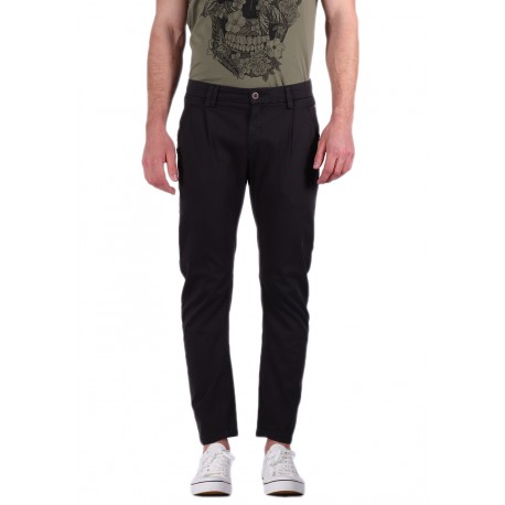 Kaporal Pantalon Homme Chino Great Noir (rft)