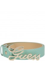 Guess Ceinture Femme Ajustable Uptown Chic BW7169 Turquoise