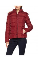 Kaporal Blouson Buffy Bordeaux