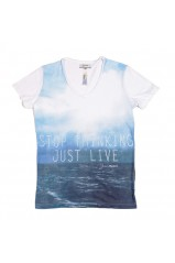T-shirt Joe Retro TASTY Homme