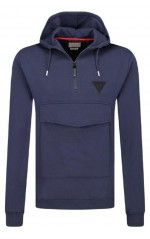 Guess Sweat Homme M94Q44 Bleu Marine