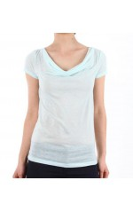 Vero Moda T-Shirt November Waterfall Vert