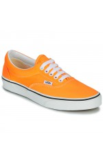 Evans baskets femme era neon orange