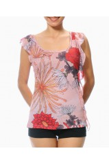 Smash T-Shirt Rose Azores S1314691
