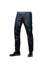 Jean G-STAR 3301 Low Tapered Condor Denim Dk Aged