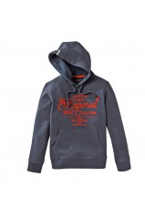 SWEAT KAPORAL ROBIN GRIS