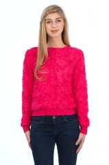 BLOUSON MOLLY BRACKEN M1243H12 FUSCHIA