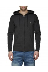Pull Jack & Jones Gavin Hood Dark Grey