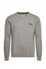 Pull Jack & Jones David V Light Grey