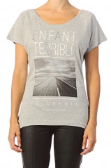 T-shirt Only Killer Grey