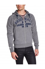 Sweat Jack & Jones Twilight Grey