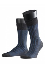Chaussettes Falke Shadow Anthracite Melange