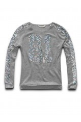 Pull Guess Fille Gris