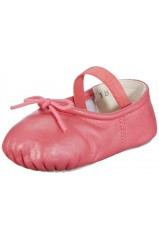 BLOCH Chaussons  bebe ARABELLA FRY Rose