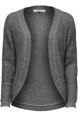 Cardigan Only Brenda Grisaille