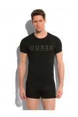 Pack T-Shirt + Boxer Guess Holiday Black