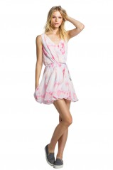 Robe Salsa Oura rose 112432